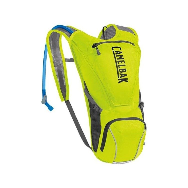 Camelbak Rogue 85 oz - backpack Packs (lime-silver)