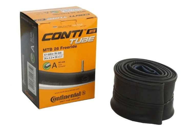 Continental Tube MTB FREERIDE 26 '' car valve 40mm