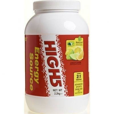 High5 2,2kg Energy Source - carbohydrate drink (citrus)