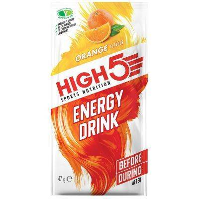 High5 Energy Source 47g - carbohydrate drink (Orange)