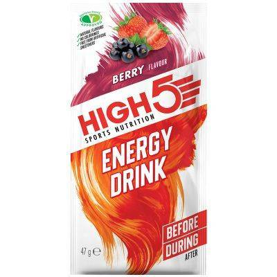 High5 Energy Source 47g - carbohydrate drink (summer fruit)