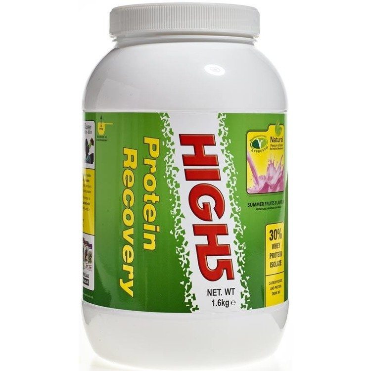 High5 Recovery Protein 1600g - the regeneration drink (summer fruit)