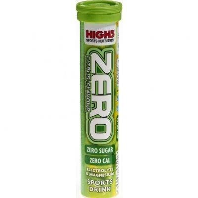 High5 Zero Table 20. - electrolytes (citrus)