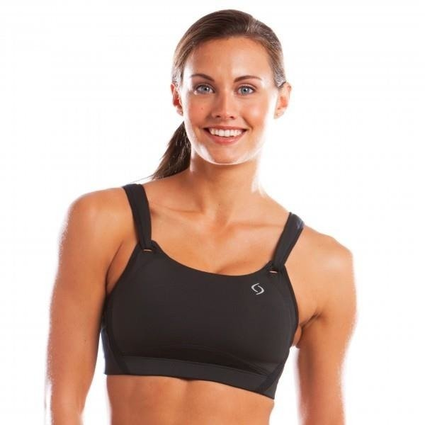 Moving Comfort Jubralee - sports bra (black)