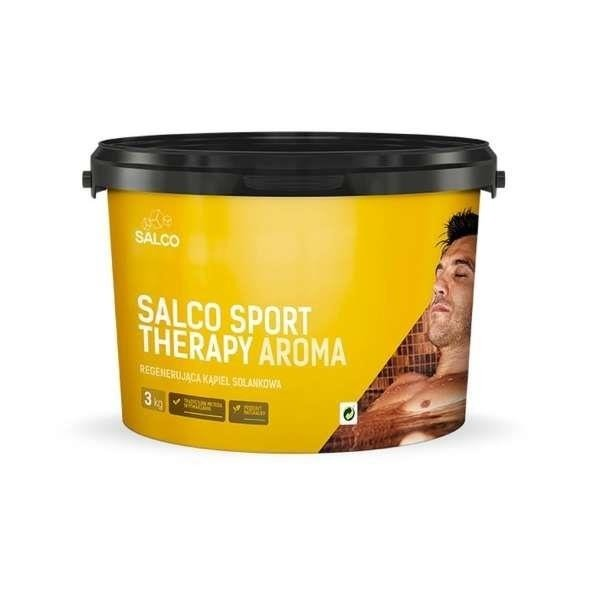 Salco Sports Therapy Aroma lily of the valley - regenerating salt bath (bucket 3kg)