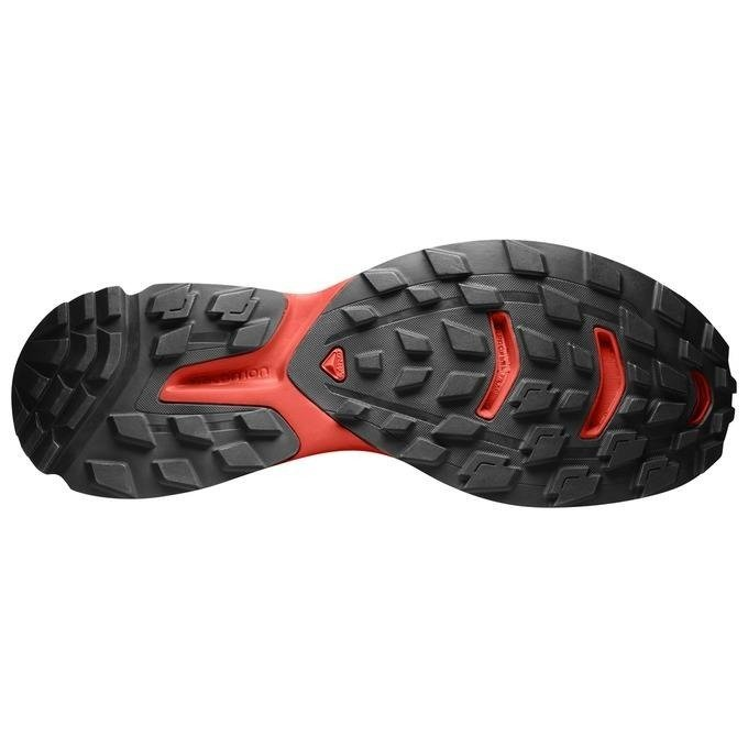 Salomon S-Lab Wings 8 SG - running shoes on the ground (black)