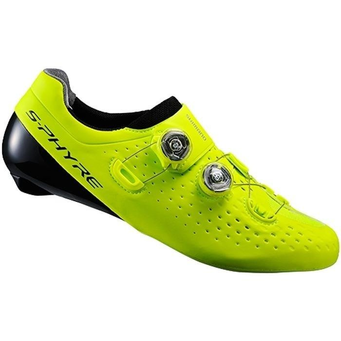 Shimano SH-RC900 - shoes road unisex (yellow)