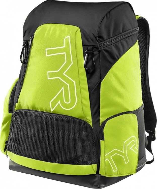 Tyr Alliance Team 45L Backpack - Backpack training (black and green)