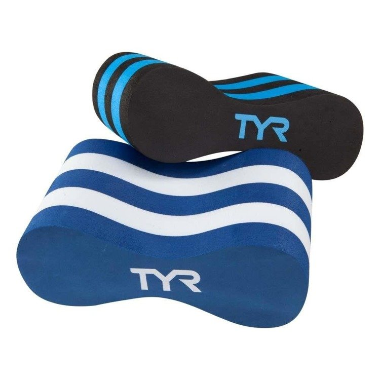 Tyr Classic Pull Float (white-blue)