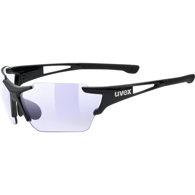 Uvex Sportstyle 803 Race VM - sunglasses (black)