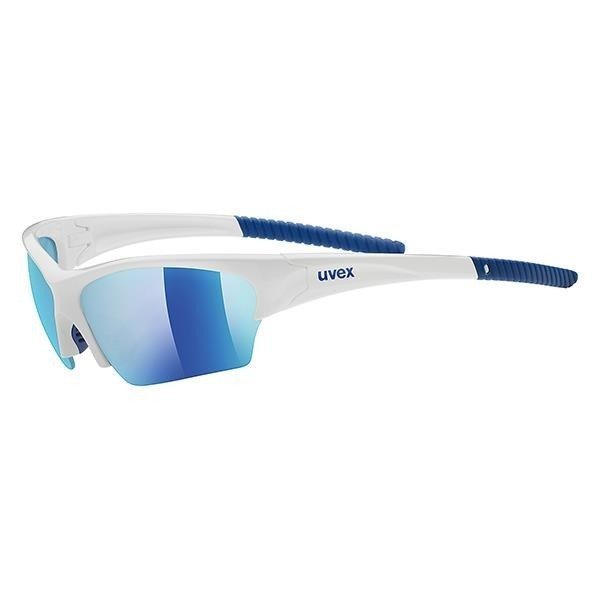 Uvex Sunsation - sunglasses (white and blue)